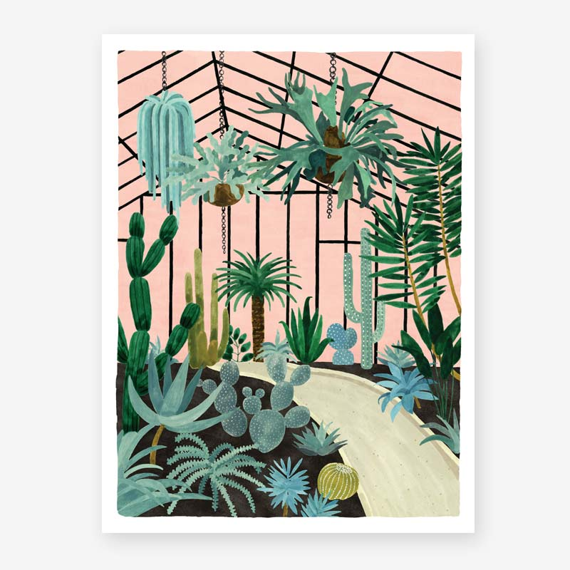 Art Prints ALL THE WAYS TO SAY CONSERVATORY