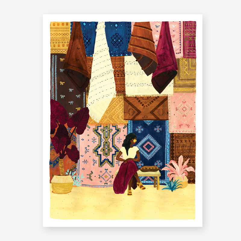 Art Prints ALL THE WAYS TO SAY SOUK